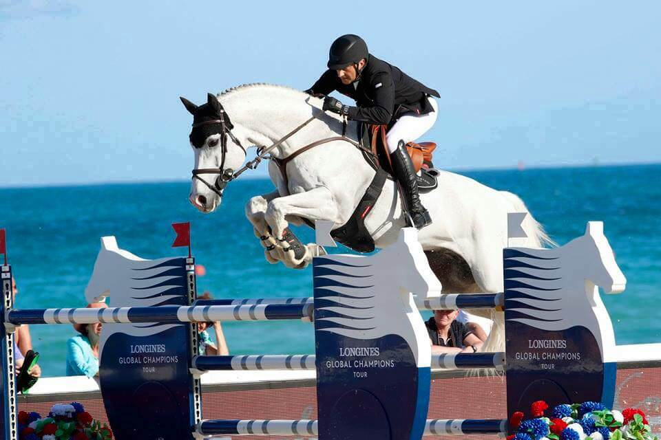 ALICANTE in top form @ GCT Miami!