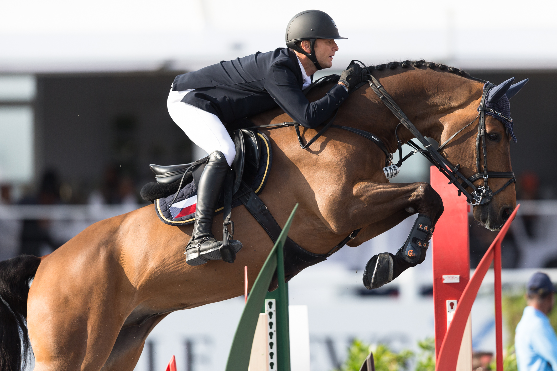 Acovaro and Ales Opartrny win the Dubai Grand Prix!!