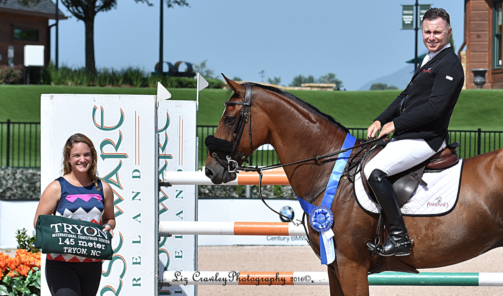 Third win for Famoso d'Ive Z