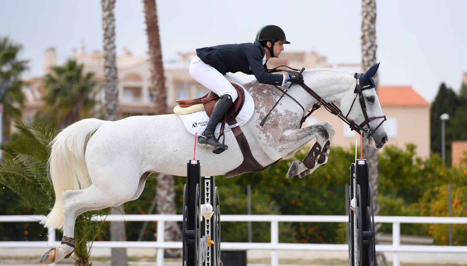 5th place for ISABEAU DE LAUBRY in Oliva Grand Prix