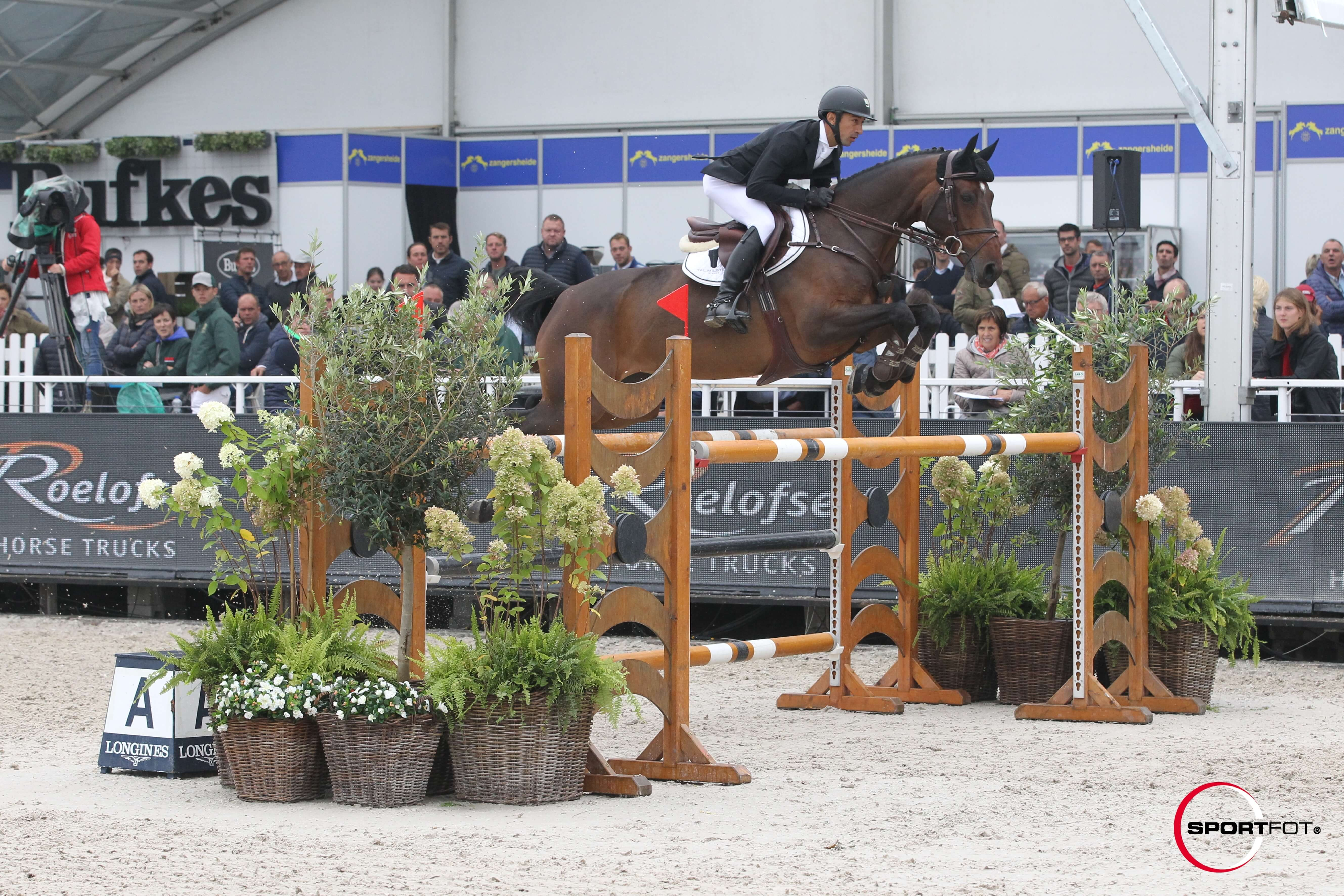 GRACE P and Dayro in top form at YH1* Opglabbeek