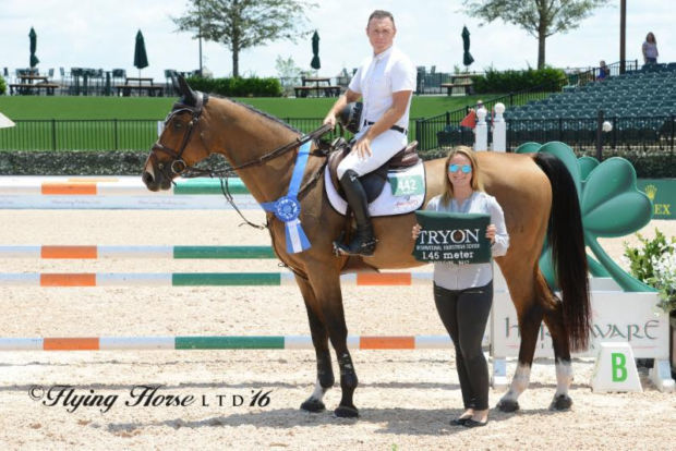 Sharn Wordley and Famoso D Ive Z win $35,000