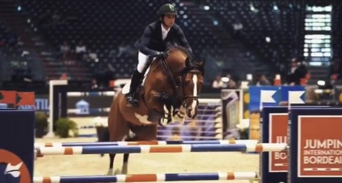 Diesel @Jumping Bordeaux!