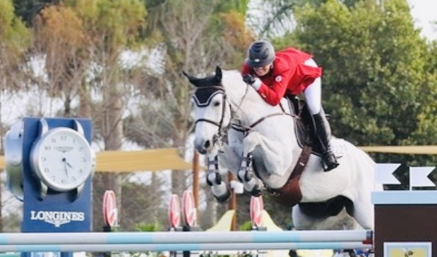 Reference: 8th place for JUDGE at CSI5* Palm Beach Masters!