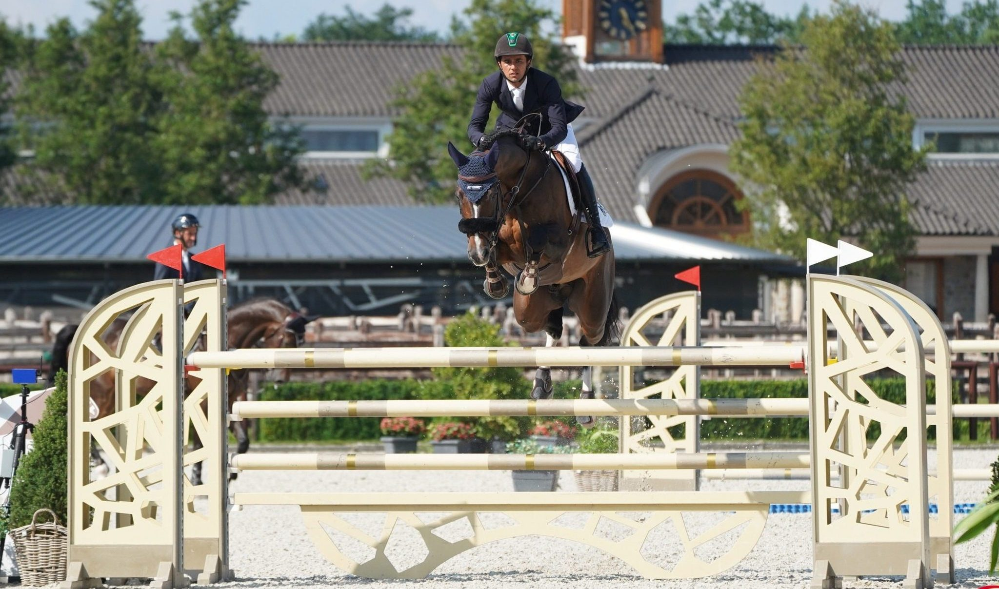 2nd place for Luigi in Big Tour in Valkenswaard