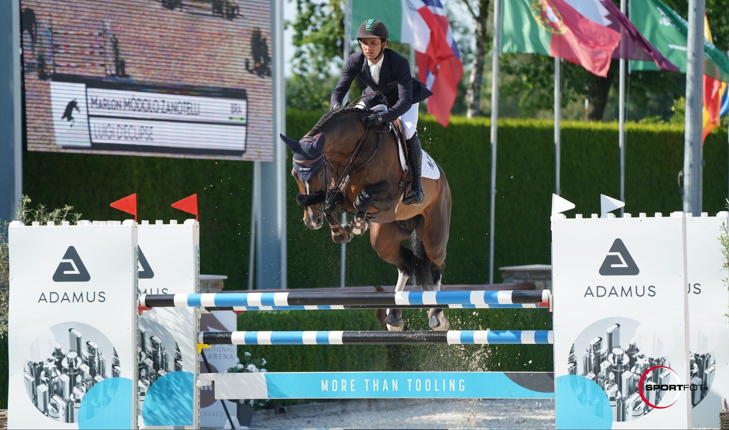 Fantastic start for Luigi D'Eclipse in Valkenswaard