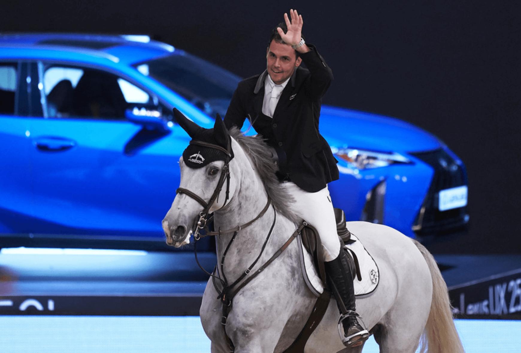Reference KARDENTA VAN'T MEERHOF wins at CSI5*-W Madrid Horse Week