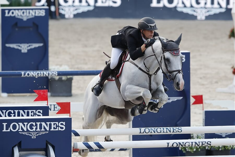 Successful CSI5* Paris & CSI4* WEF