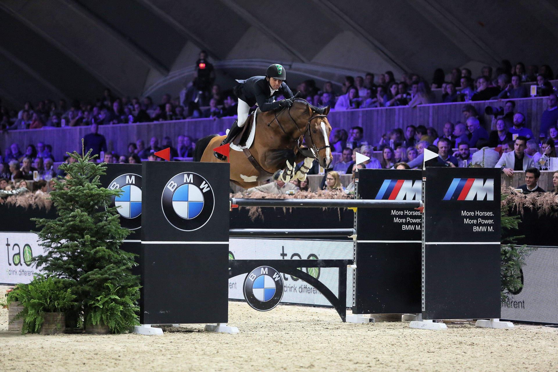DIESEL GP DU BOIS MADAME 9th in 1m50 GP Mechelen