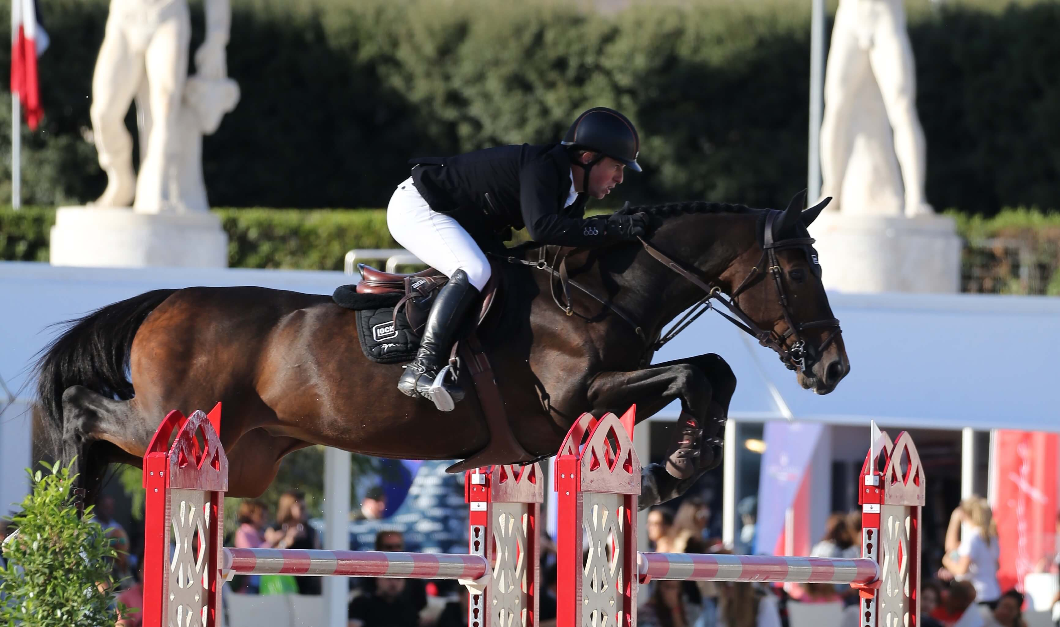 CENZO clear in 2* Salland in Longines Ranking class