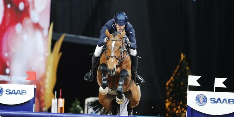Top References @ Sweden International Horse Show!
