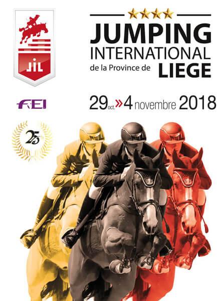 TMS horses at 4* Liège
