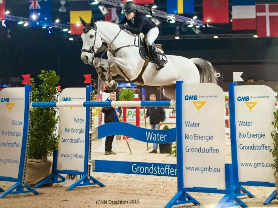 Excellent results at CSI2* Opglabbeek
