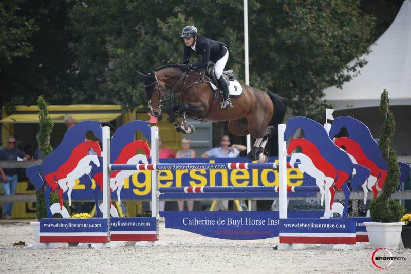 Good weekend for LUIGI D'ECLIPSE @ CSIYH1* Mons