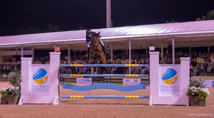 Conor Swail and Viva Colombia win Grand Prix CSI4*